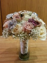 prom4 Hand Tied Bouquet