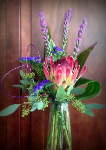 Protea Love Arrangement