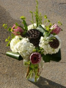 Protea twist Garden Bouquet Exclusive
