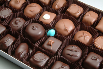 Pulako's 1lb Samplette Chocolates