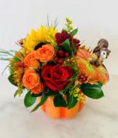 Pumpkin Arrangement 48.95 55.95