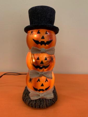 Pumpkin Halloween Light Halloween Product