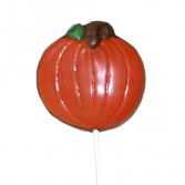 Pumpkin Chocolate Lollypop Gourmet Food