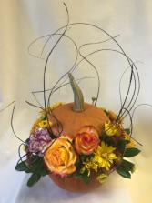 Pumpkin Pandemonium Centerpiece