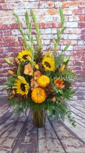 PUMPKIN PARTY  in Davis, CA | STRELITZIA FLOWER CO.