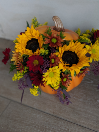 Pumpkin Party Centerpiece
