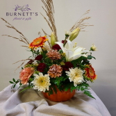 Pumpkin Patch Arrangement