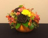 Pumpkin Patch Keepsake Arrangement