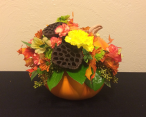 Pumpkin Patch Keepsake Arrangement