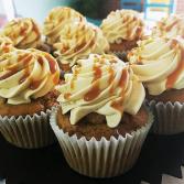 Pumpkin Pie Cupcakes Sweet Blossoms
