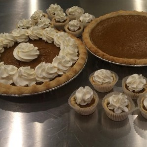 Pumpkin Pie Sweet Blossoms  in Jamestown, NC | Blossoms Florist & Bakery