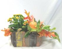 Pumpkin Planter Planter