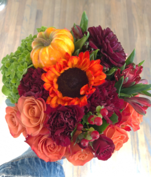 Pumpkin Spice  in Sparta, NJ | Bluet Flower Co.