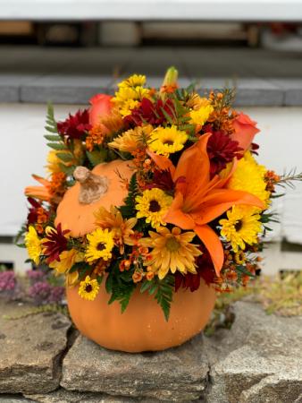 Pumpkin Spice Fall