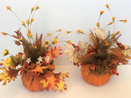 Pumpkin Spice Fall Arrangement