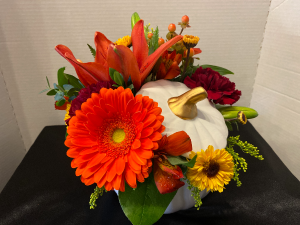 Pumpkin Spice Fresh Fall in Osage, IA | Osage Floral & Gifts