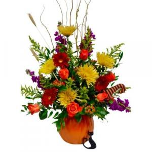 Coral springs florist coral springs fl flower shop hearts pumpkin spice lately novelty container in coral springs fl hearts flowers of coral mightylinksfo