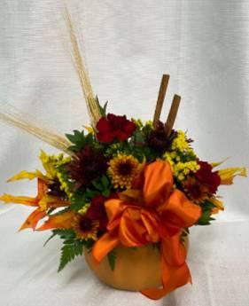 PUMPKIN SPICE OCTOBER SPECIAL in Lewiston, ME | BLAIS FLOWERS & GARDEN CENTER
