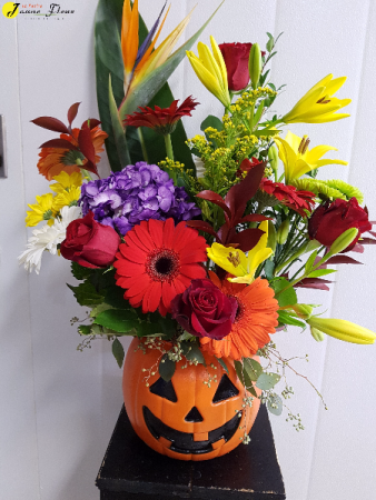 Halloween-Pumpkin Surprise