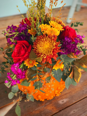 Pumpkins & Poisies   in Libby, MT | LIBBY FLORAL & GIFT