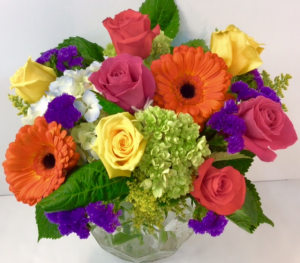 Punch of Color  in Troy, MI | ACCENT FLORIST