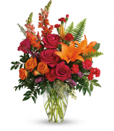 Punch of Color Bouquet HEV562A