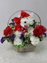 Puppy Basket