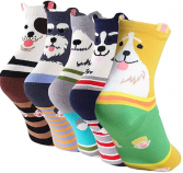Puppy Dog Socks, sold by single pair