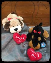 Puppy Love Plush
