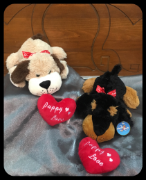 Puppy Love Plush