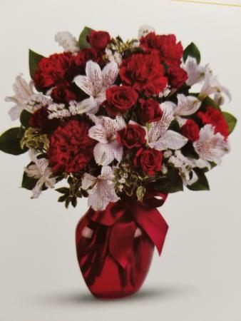 pure at heart vase