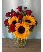 Pure Bliss Floral Arrangement