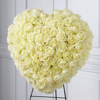 Pure Bloom Funeral Blooms