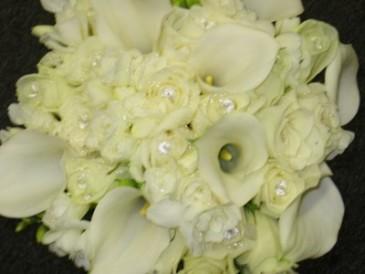 Pure Bride Bouquet
