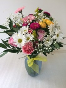 Pure Delight Floral Arrangement