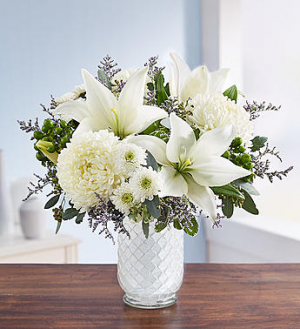 Pure Elegance Bouquet™ for Sympathy  in Valley City, OH   HILL HAVEN FLORIST & GREENHOUSE