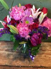 pure elegance peonies/roses/lillies