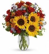Pure Happiness Vase Arrangement