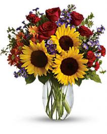 Pure Happy Birthday! Flower Arrangement