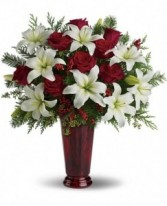 Pure Heart Flower Arrangement