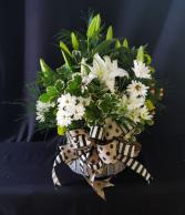Pure Heaven Flower Arrangement