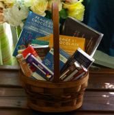Pure Indulgence Peace By Chocolate Gift Basket