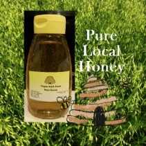 Pure Local Honey Food