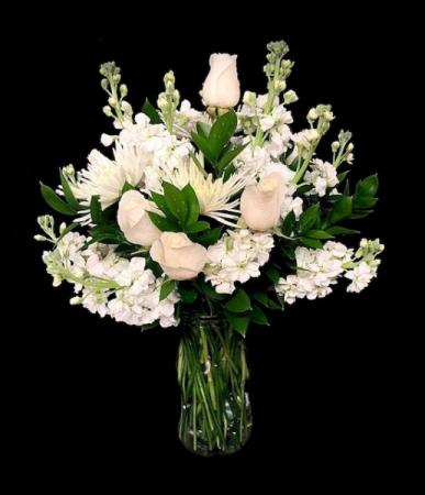 Pure Love All White
