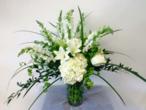 Pure Magnificence Arrangement in Croton On Hudson, NY | Cooke's Little Shoppe Of Flowers