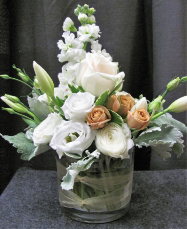 Pure Peace Vase Arrangement