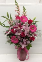 Pure Romance Arrangement