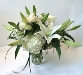 Pure Romance Fresh Vase Arrangement