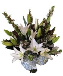 Pure Sympathy Vase Arrangement