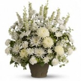 Pure & True Sympathy Bouquet